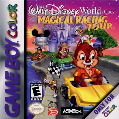 Walt Disney World Quest Magical Racing Tour [Europe] image