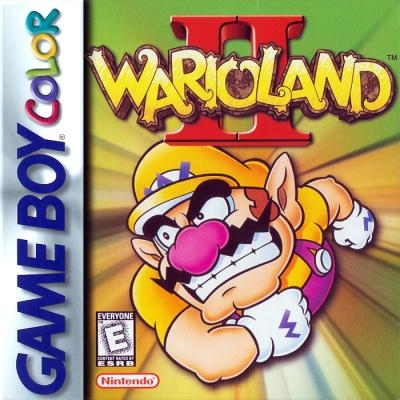 Wario Land II [Japan] image