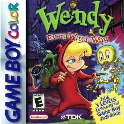 Wendy: Every Witch Way [USA] image