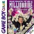 Логотип Emulators Who Wants to Be a Millionaire : 2nd Edition [USA]