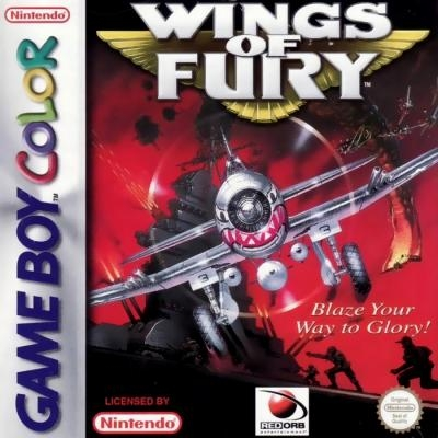 Wings of Fury [Europe] image