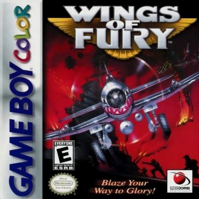 Wings of Fury [USA] image