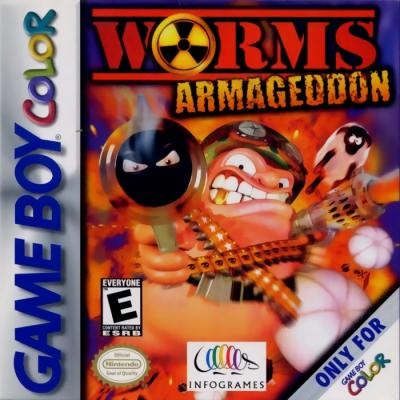 Worms Armageddon [Europe] image