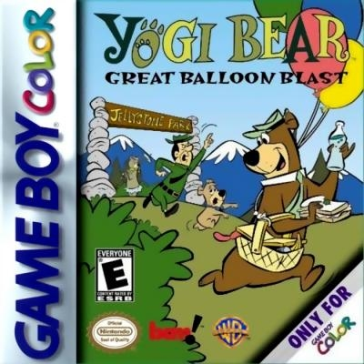 Yogi Bear : Great Balloon Blast [USA] image