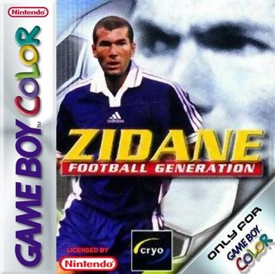 Zidane Football Generation [Europe] image