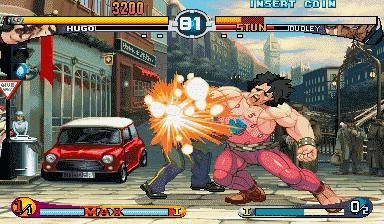 STREET FIGHTER III 2ND IMPACT: GIANT ATTACK [USA] - MAME
