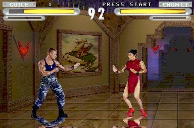 STREET FIGHTER: THE MOVIE (CLONE) image