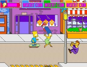 THE SIMPSONS - MAME (MAME) rom download | WoWroms com