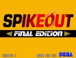 Logo Emulateurs SPIKEOUT FINAL EDITION