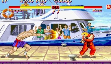 SUPER STREET FIGHTER II: THE NEW CHALLENGERS - MAME (MAME) rom