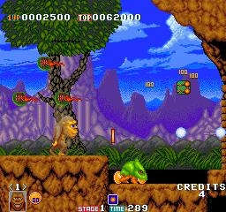 TOKI - MAME (MAME) rom download | WoWroms com
