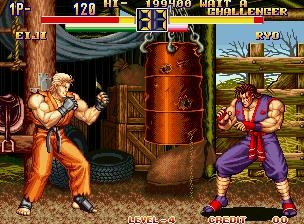 Art Of Fighting 2 Mame Mame Rom Download Wowroms Com