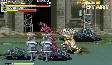 ALIEN VS PREDATOR [USA] (CLONE) - MAME (MAME) rom download
