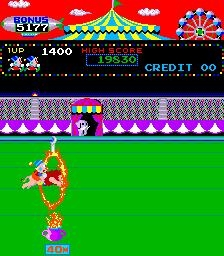 Circus charlie commodore 64 (c64) rom download | wowroms. Com.