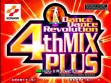 logo Emulators DANCE DANCE REVOLUTION 4TH MIX PLUS