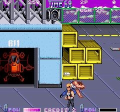 Double Dragon Ii The Revenge Mame Mame Rom Download