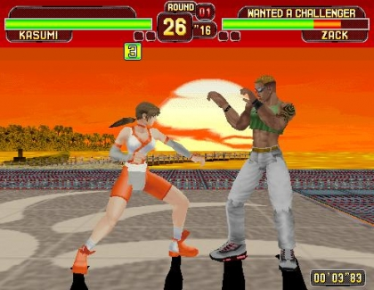 Dead Or Alive Mame Mame Rom Download Wowroms Com