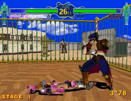 FIGHTING VIPERS - MAME (MAME) rom download | WoWroms com