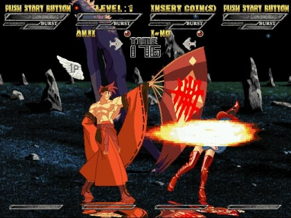 GUILTY GEAR ISUKA - MAME (MAME) rom download | WoWroms com