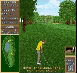 GOLDEN TEE GOLF II (CLONE) - MAME (MAME) rom download | WoWroms com