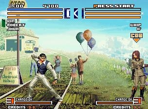 THE KING OF FIGHTERS 2003 - MAME (MAME) rom download