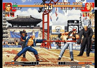 The King Of Fighters 97 Mame Mame Rom Download Wowroms Com