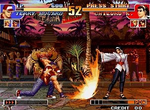 The King Of Fighters 97 Korea Clone Mame Mame Rom