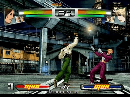 THE KING OF FIGHTERS NEOWAVE - MAME (MAME) rom download | WoWroms com