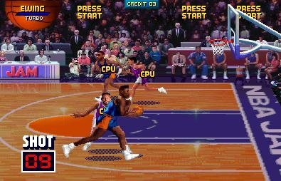 NBA JAM TOURNAMENT EDITION image