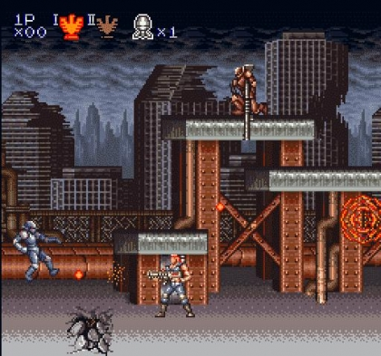 Contra 3 The Alien Wars Mame Mame Rom Download Wowroms Com