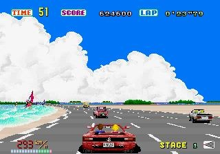 OUT RUN - MAME (MAME) rom download | WoWroms com