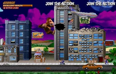 RAMPAGE: WORLD TOUR - MAME (MAME) rom download | WoWroms com