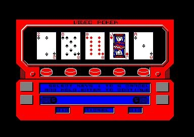 LAS VEGAS VIDEO POKER image