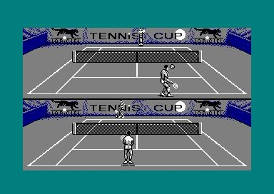 TENNIS CUP (CLONE) image