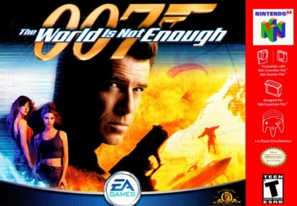 007: The World Is Not Enough [USA] image