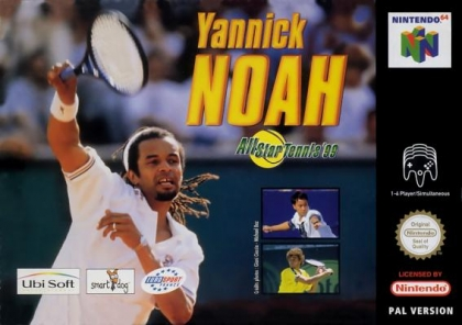 All Star Tennis '99 [Europe] image