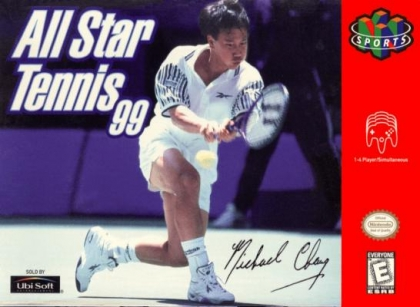 All Star Tennis 99 [USA] image