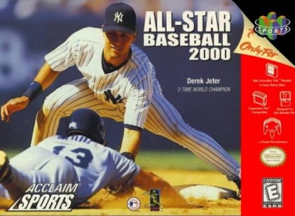All-Star Baseball 2000 [Europe] image