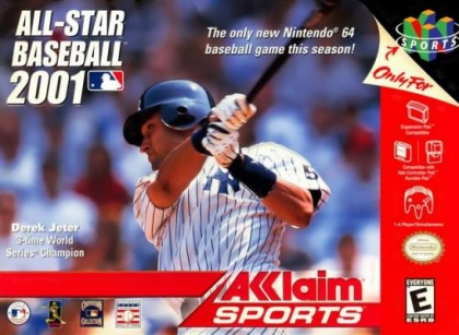 All-Star Baseball 2001 [USA] image