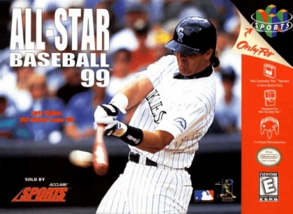 All-Star Baseball 99 [USA] image