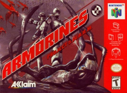 Armorines - Project S.W.A.R.M. [Germany] image