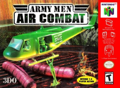Army Men : Air Combat [USA] image