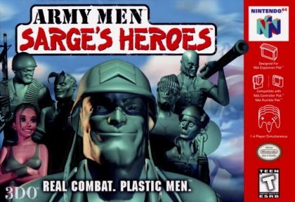Army Men - Sarge's Heroes [USA] image