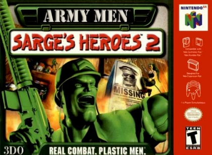 Army Men : Sarge's Heroes 2 [USA] image