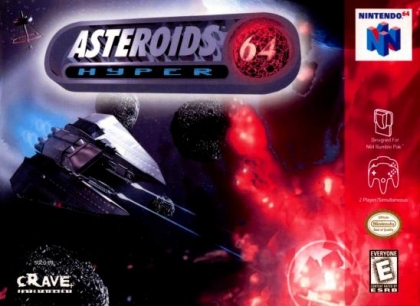 Asteroids Hyper 64 [USA] image