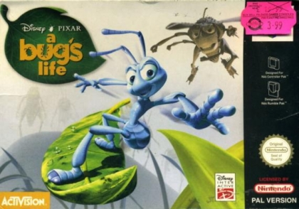 A Bug's Life [Europe] image