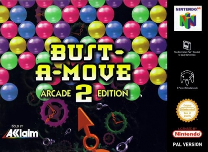 Bust-A-Move 2: Arcade Edition [Europe] image
