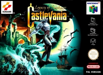 castlevania adventure gameboy color rom