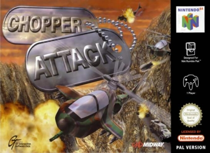 Last Retro Game You Finished And Your Thoughts - Page 2 Chopper+Attack+(Europe)-image