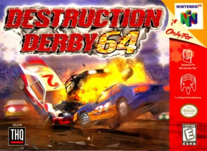 Destruction Derby 64 [USA] image